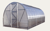 Поликарбонат сотовый Polygal 10 мм прозрачный