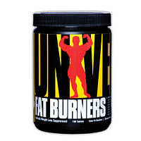 FAT Burners Universal Nutrition, 110 таблеток (срок годности до 11.2019)