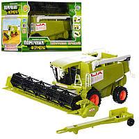 Комбайн M 0342 U/R Помічник фермера, в коробці, 31-20-15,5 см