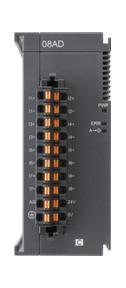 Модуль расширения AS, 8 аналогового ввода, потенциальный режим