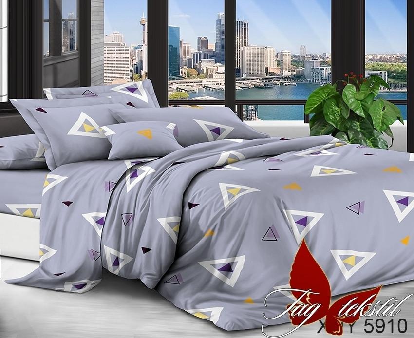Постельное белье ТМ TAG/2-спальные/Поликоттон 3D XHY5910