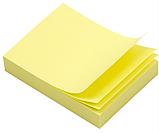 Блок стикеров для заметок Economix 38x50 мм, 100 л., желтый, фото 3