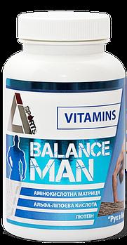 Витаминно-минеральный комплекс ДЛЯ МУЖЧИН Balance Мan, LI Sports