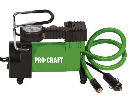 Компресор автомобільний ProCraft LK-170. Автомобільний компресор