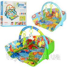 *Развивающий коврик для малышей арт. D 104