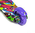 Самокат Детский Micro Mini. Graffity Violet., фото 4