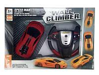 Антигравитационная машинка Wall Climber Lamborghini р/у, ездит по стенам
