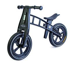 Беговел Велобег Balance Trike. Black