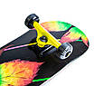 СкейтБорд деревянный от Fish Skateboard Лист, фото 3