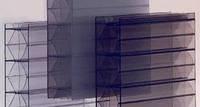 Поликарбонат сотовый Polygal 16 мм Titan Sky