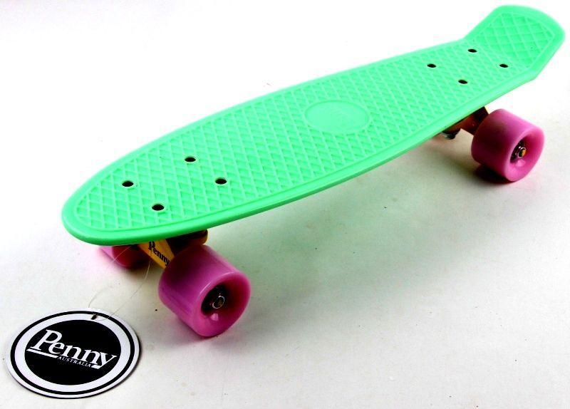 "Penny Board ""Pastel Series"" Мятный цвет."