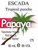 Духи 50 мл (175) версия аромата Эскада Tropical punche