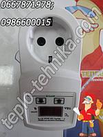 Терморегулятор для керамической панели