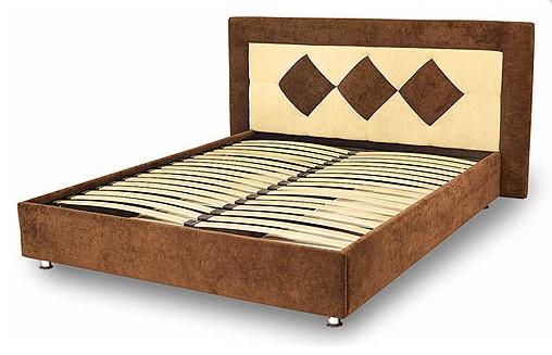 Кровать подиум двухспальная №10