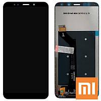 Модуль для Xiaomi Redmi 5 Plus Дисплей + Тачскрин ЧЕРНЫЙ