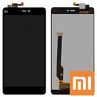 Модуль для Xiaomi Mi4c Дисплей + Тачскрин, Оригинал PRC, Черный