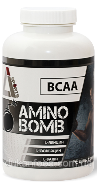 Аминокислоты BCAA AMINO BOMB, LI Sports