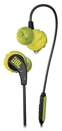 Наушники JBL Endurance Run Yellow (JBLENDURRUNBNL), фото 2