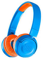 Наушники JBL JR300BT Blue (JBLJR300BTUNO), фото 1