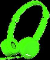 Наушники TRUST Nano Foldable Headphones Green, фото 1
