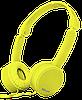 Наушники TRUST Nano Foldable Headphones Yellow