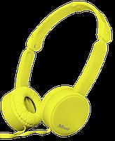 Наушники TRUST Nano Foldable Headphones Yellow, фото 1