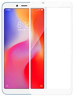 Аксессуары к мобильным телефонам T-PHOX Glass Screen (CP+ FG) for Xiaomi Redmi 6A (White)