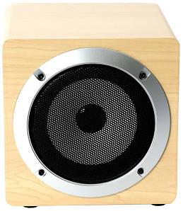 Компьютерная акустика OMEGA Bluetooth OG60W Wooden 5W