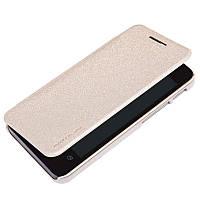 Чехол Nillkin Sparkle для Asus ZenFone 4 A400CG Золотой