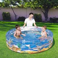 Плавательный бассейн.Наливной бассейн.Надувной бассейн детский.