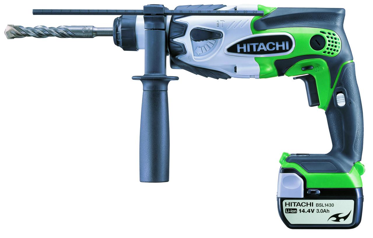 Перфоратор аккумуляторный Hitachi/hikoki DH14DSL