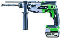 Перфоратор аккумуляторный Hitachi DH14DSL, фото 1