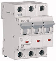 3 пол., 32А, 4.5кА, С, EATON, Автоматичний вимикач, HL-C32/3 [194794]