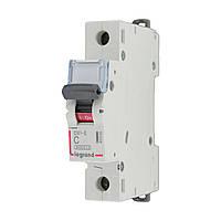 1 пол., 50А, 4,5кА, С, Legrand, Автоматичний вимикач, RX3 [419669]