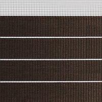Готовые рулонные шторы Ткань ВМ-2208 Шоколад