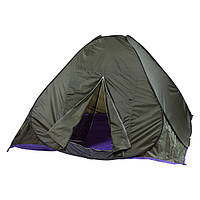 HX-8135 Палатка-автомат, 200*200*130, зеленый