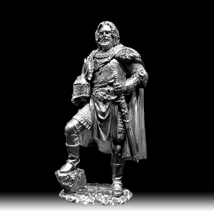 Европейский рыцарь, XІV век
