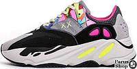 Мужские кроссовки Adidas Yeezy Boost 700 x Kaws