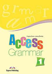 Access 1 Grammar Book
