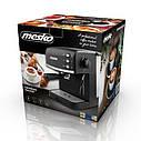 Кофеварка эспрессо Mesko MS 4409 black 15 Bar, фото 4