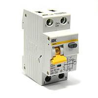 Автоматичний вимикач диференціального струму АВДТ32 C25 ІЕК [MAD22-5-025-C-30]