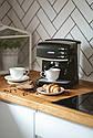 Кофеварка эспрессо Mesko MS 4409 black 15 Bar, фото 6