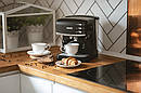 Кофеварка эспрессо Mesko MS 4409 black 15 Bar, фото 7