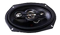Динамики Автомобильные MEGAVOX MD-989-S4 - 6x9 Овалы - (500W) - 4х полосные