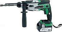 Перфоратор аккумуляторный Hitachi DH18DSL, фото 1