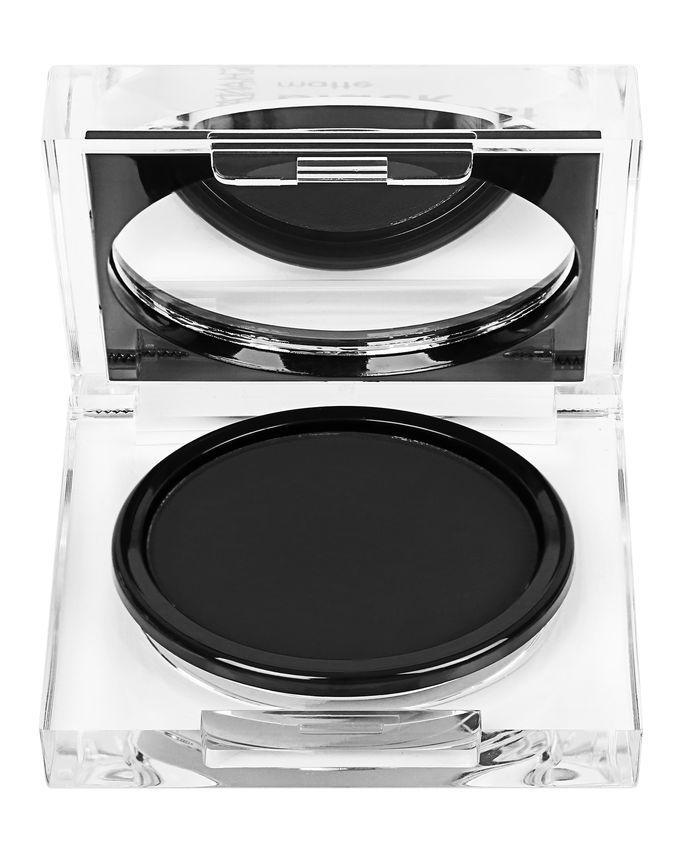 Матовые черные тени для век Natasha Denona Blackest Black Eyeshadow Matte