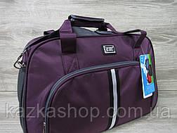 Дорожная сумка хорошего качества, среднего размера 50х33х23 см, плотный материал, фото 3
