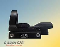 Коллиматорный прицел Коллиматорный прицел ZOS 1х22х33 под планку 8мм, фото 1