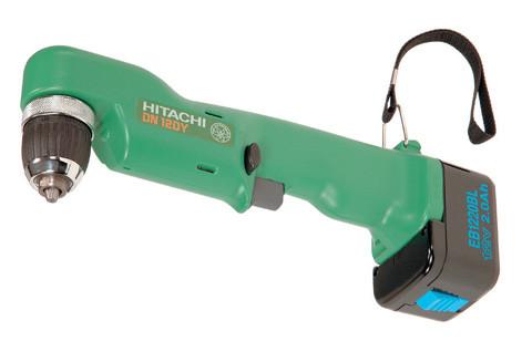 Шуруповерт угловой аккумуляторный Hitachi/hikoki DN12DY