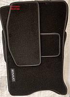 Ворсовые коврики Renault Megane II 2002-2008